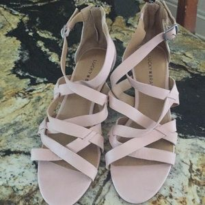 Lucky Brand ladies sandals 9.5